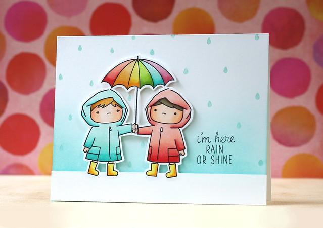 Mama Elephant-Rain or Shine