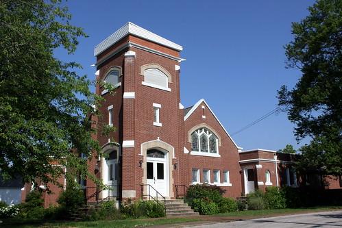 Huntingdon First Presbyterian Church
