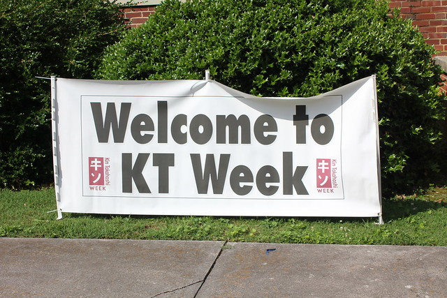 Welcome to KT Week