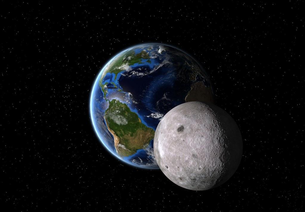 earth-sun and moon - photo #46