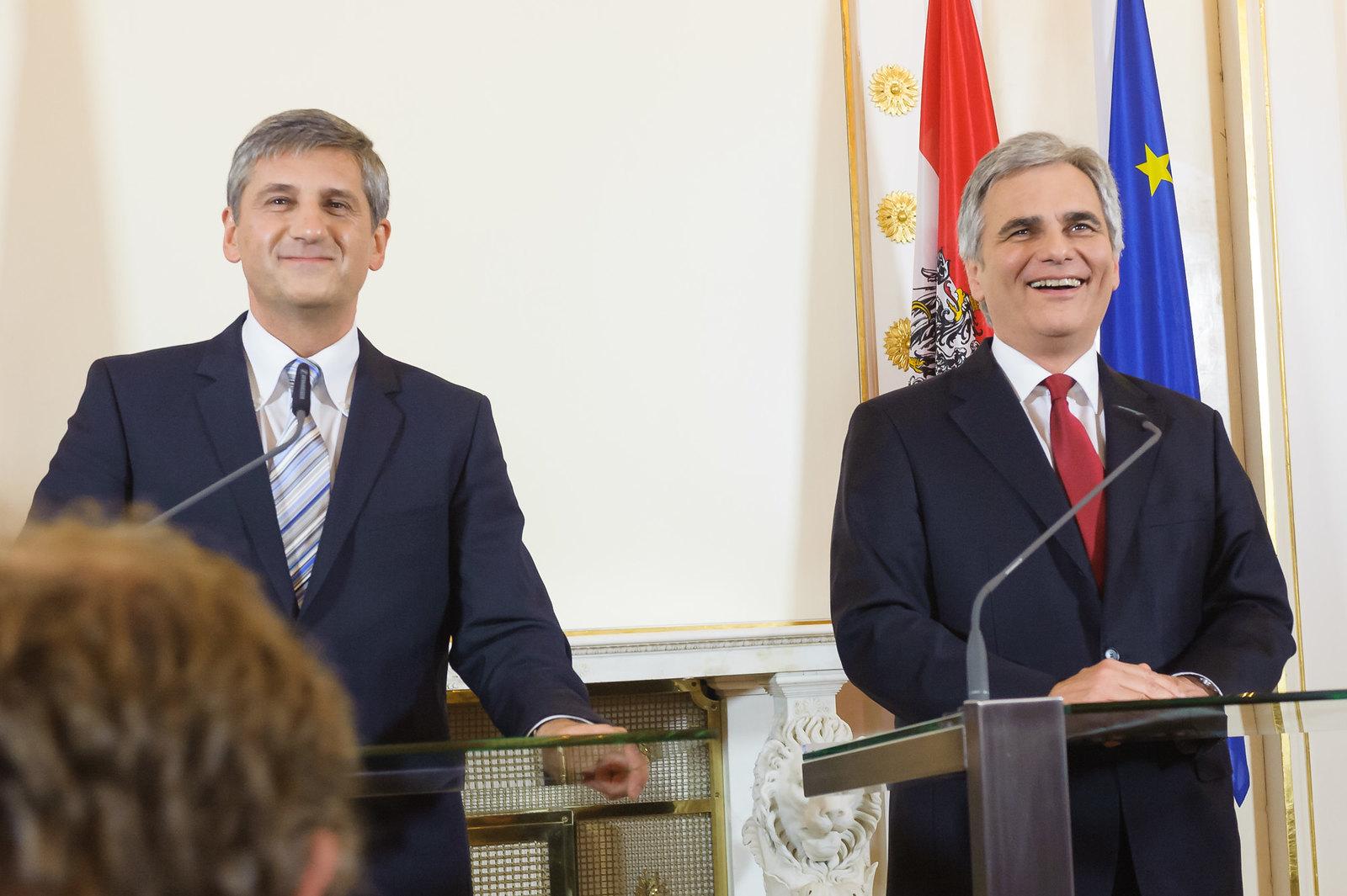 Koalitionseinigung, 12.12.2013