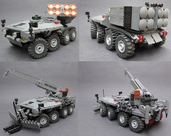 VRCP MLRS/CEV by Andrew Somers