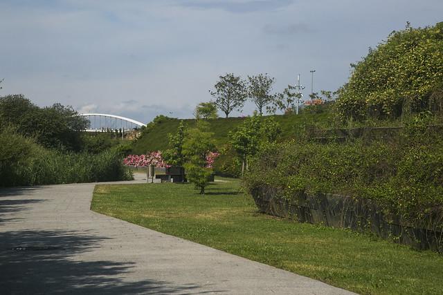 Parque de las Llamas, Santander