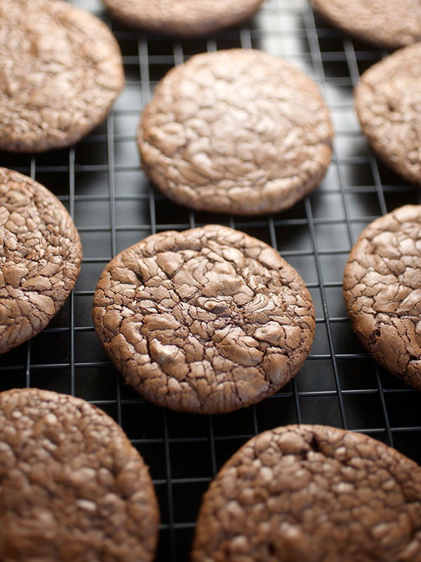 Brownie Cookie Tops