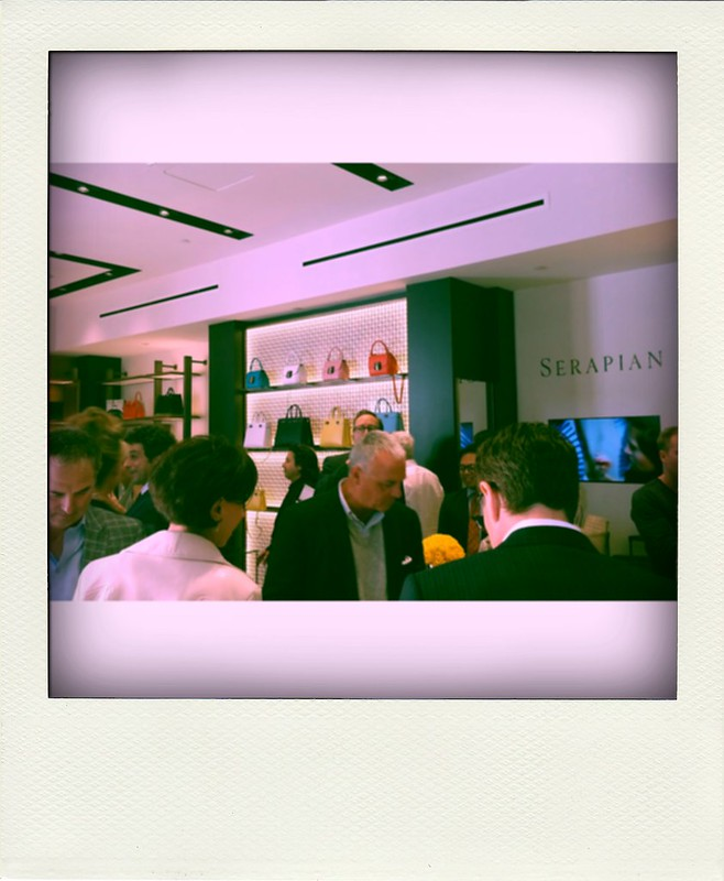 Serapian Milano Grand Opening Event on Rodeo Drive | Beverly Hills