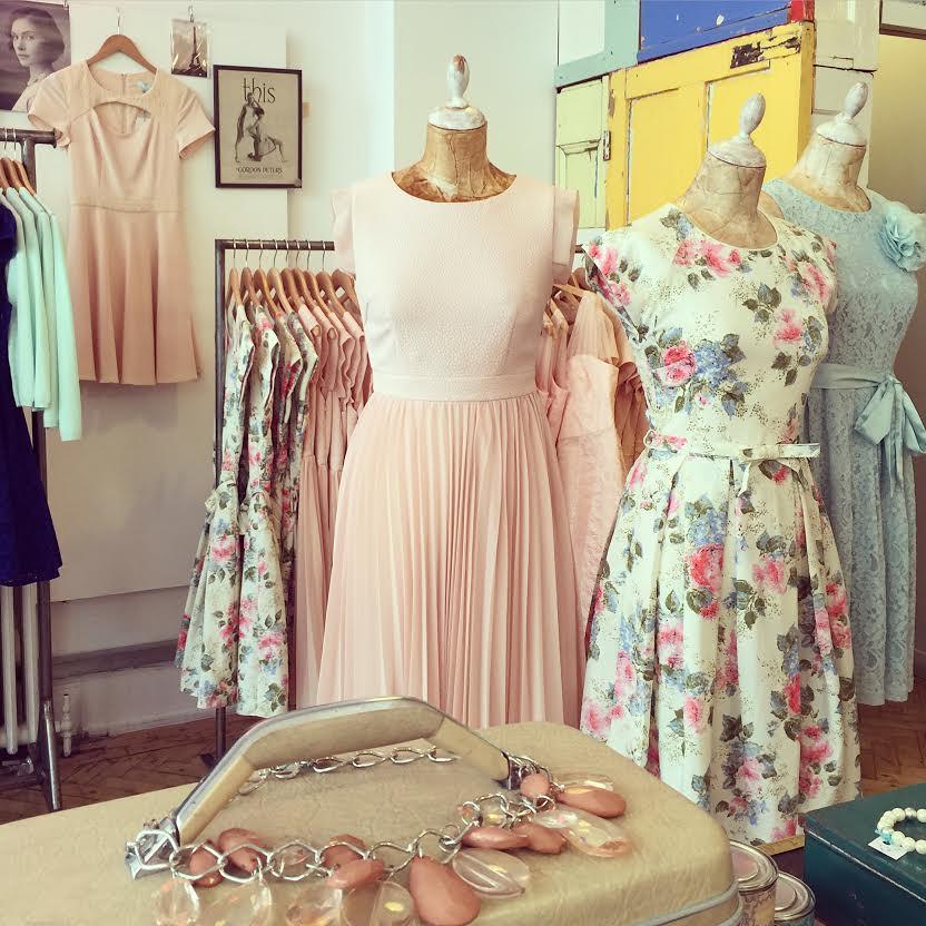 Fever Mary Dress