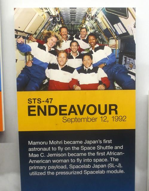 Endeavor Mission STS-47 1992