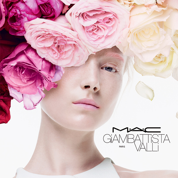 Giambattista Valli's MAC Collaboration for Summer 2015
