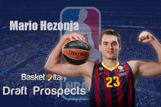 Draft Prospetcs - Mario Hezonja