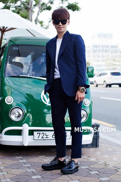 六月韓國街拍 10