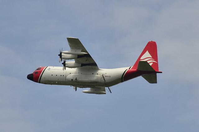 N121TG Hercules C-130A
