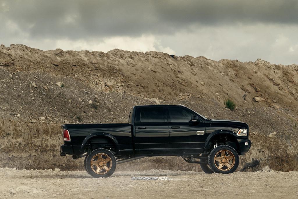 Bodyslammin' hybrids! - Dodge Ram 2500 | ADV5 Truck Spec ...
