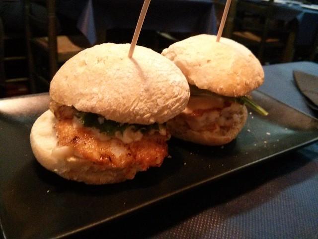 hamburguesas de sepia - cal cuc - castellón de la plana