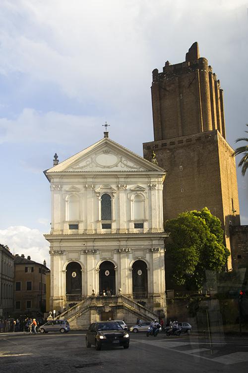 Roma - Torre delle milizie