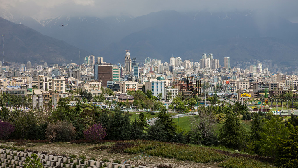 City Of Tehran – Main Tourist Location In Iran