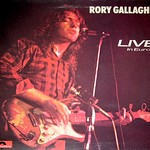 Rory Gallagher - Live in Europe (Gatefold)