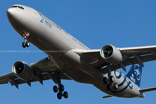 China Southern Airlines Airbus A330-323 cn 1645 F-WWKJ // B-5970
