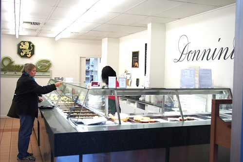 Donnini's fresh pasta shop, Lygon Street