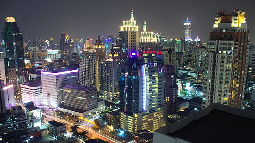 Thaïlande - Bangkok - Night view