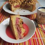 ©Nigel Slater Rhubarb Polenta Cake (2)