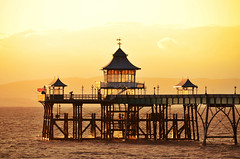 The End of the Pier by CarolynEaton