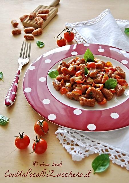 Gnocchetti di pomodoro