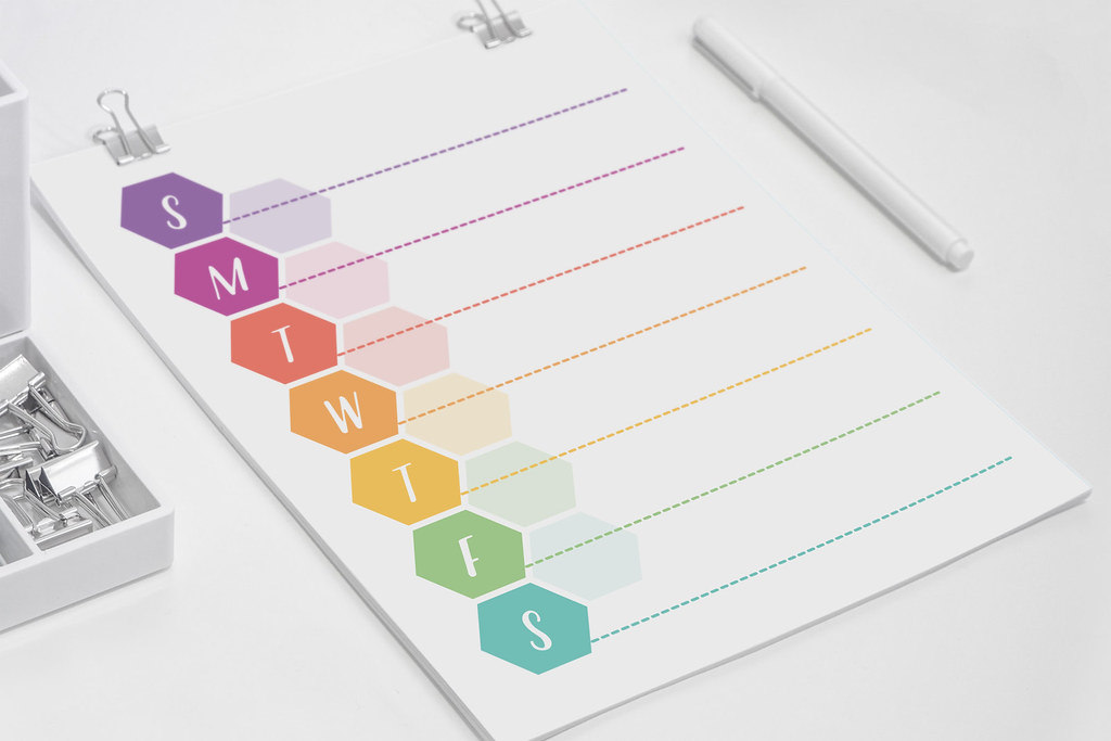 Hexagon Planner