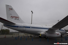 N515NA 515 - 19437 1 - NASA - Boeing 737-130 - The Museum Of Flight - Seattle, Washington - 131021 - Steven Gray - IMG_3645