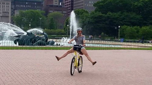 Chicago Biking