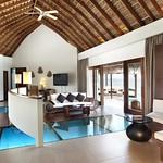 W Retreat & Spa - Maldives—Ocean Haven Living Room