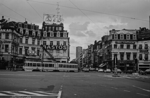 1980-07 Place Louise, Bruxelles