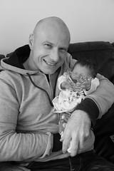 Newborn joy by Paula Fry