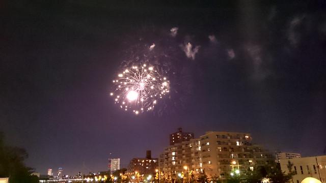 2015熱田祭花火大会