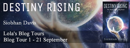 Blog Tour: Destiny Rising by Siobhan Davis