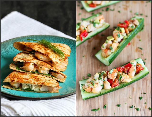 Healthy and Delicious Shrimp Recipes   cookincanuck.com
