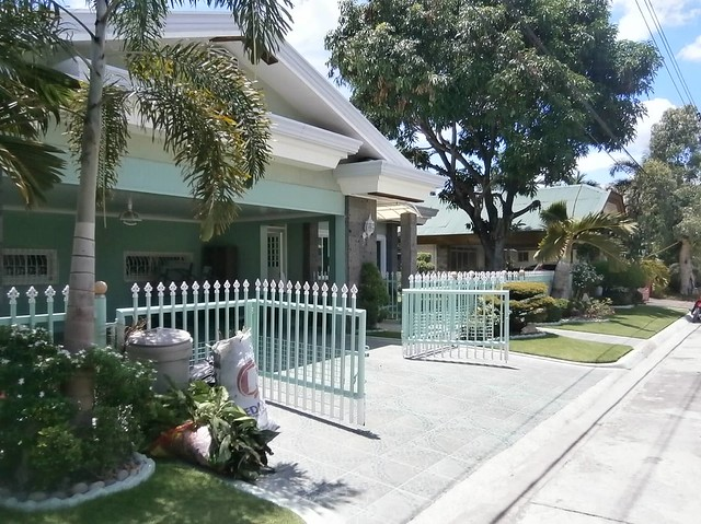 House for Rent Angeles City near Nepo Ref# 0000677
