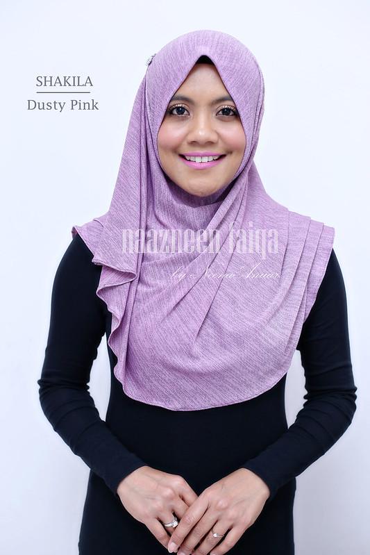 Shakila (Dusty Pink)