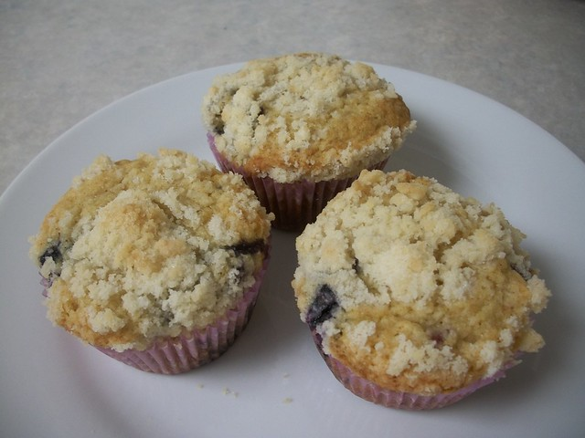 blueberry muffins 17