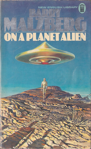 Planet Alien by Barry Malzberg