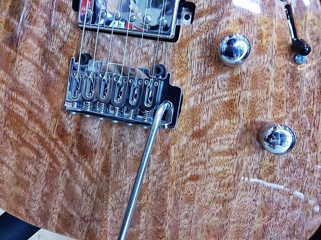 Lipe Guitars VIRTUOSO-CT-MANGO/NT/NAMM-SPECIAL