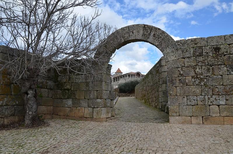 Arco romano en Egetania, Idanha-a-Vela