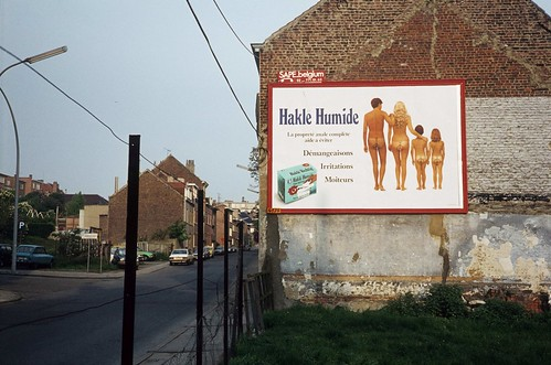 1981-05 Chaussée de Roodebeek, Woluwe-Saint-Lambert