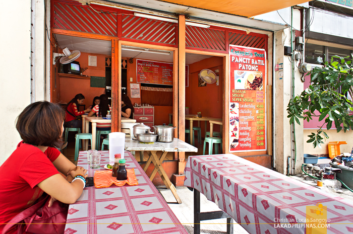 Cagayan's Best Pancit Batil Patong Bustillos Manila