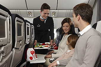 Air France Catering Economy (Air France)
