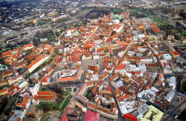 Estonia  - Tallinn Old Town