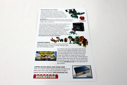 BrickLoot June 2015