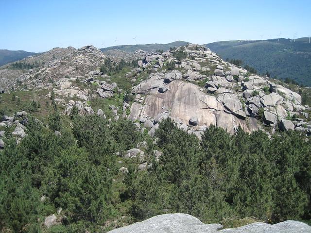 Brañas da Pedra do Cadro en Esteiro