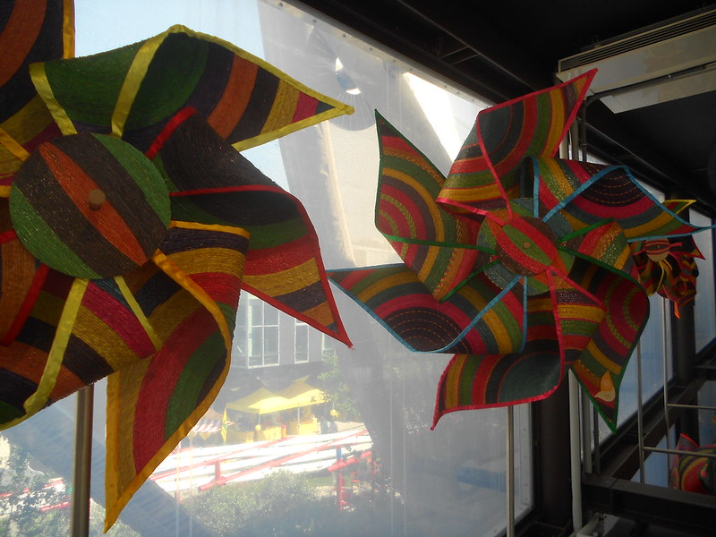 girandole, rehiletes, Chilapa de Alvarez,  Messico, Expo 2015