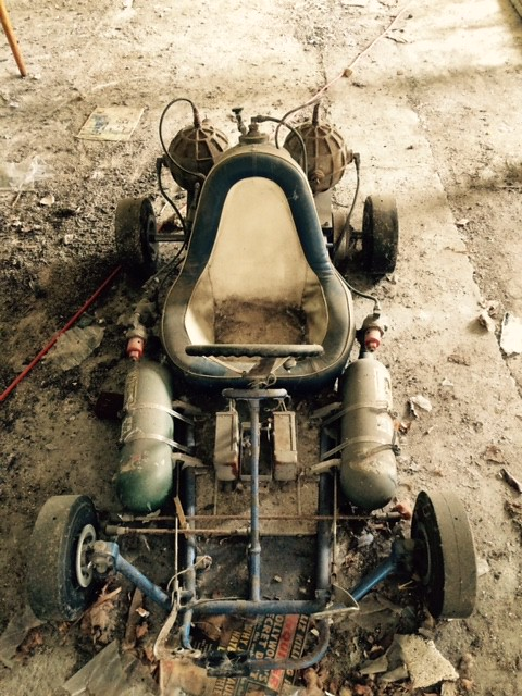 Turboniques Go Kart
