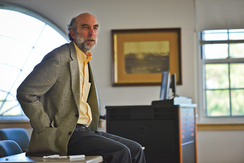 Public Policy Class: Guest Lecturer Bob Biersack